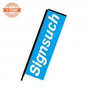 Replacement 8.5FT Blade banner