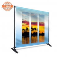 10FT Adjust Display Stands