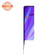 8.5FT  Blade Flags Kits